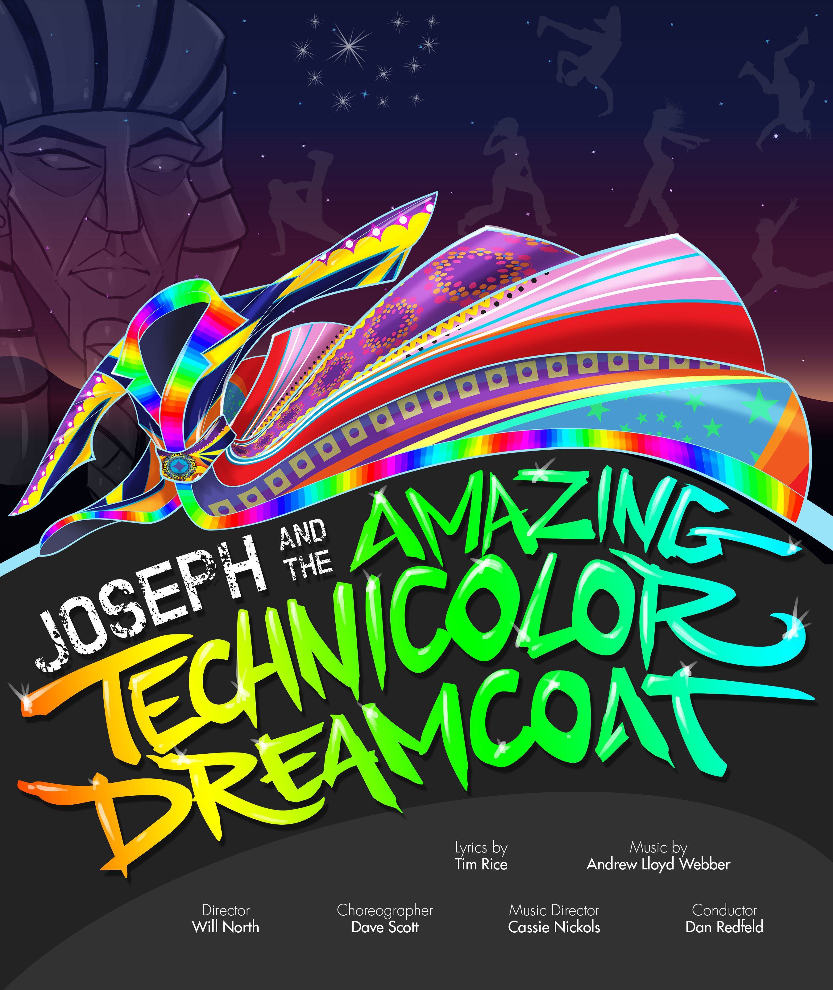 Joseph Amp The Amazing Technicolor Dreamcoat