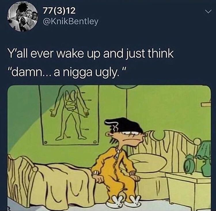 It really be like that sometimes BlackPeopleTwitter