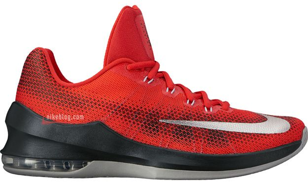 Nike� Men\u0027s Air Max Infuriate Low Basketball Shoes feature a lightweight,  low top design with mesh uppers and durable rubber outsoles.