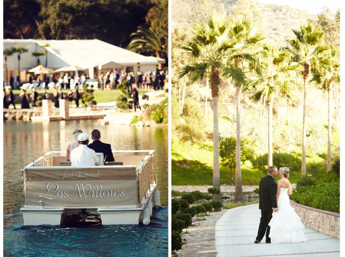 Southern California Wedding Venues On I Do Featuring Los Willows Shot By S B Photo