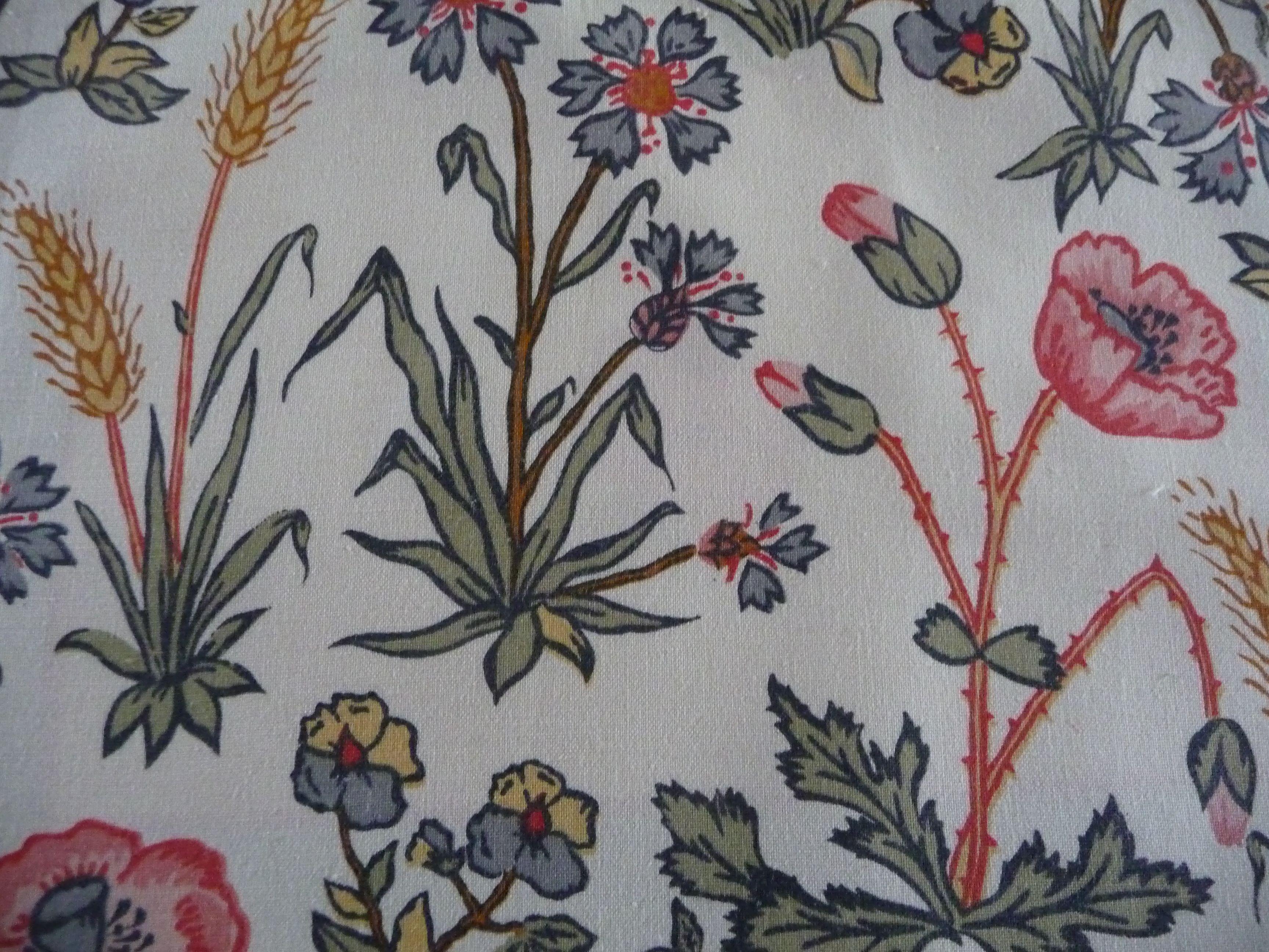 Nature Theme Cordelia Laura Ashley Vintage Fabric Laura Ashley Fabric Vintage Fabrics
