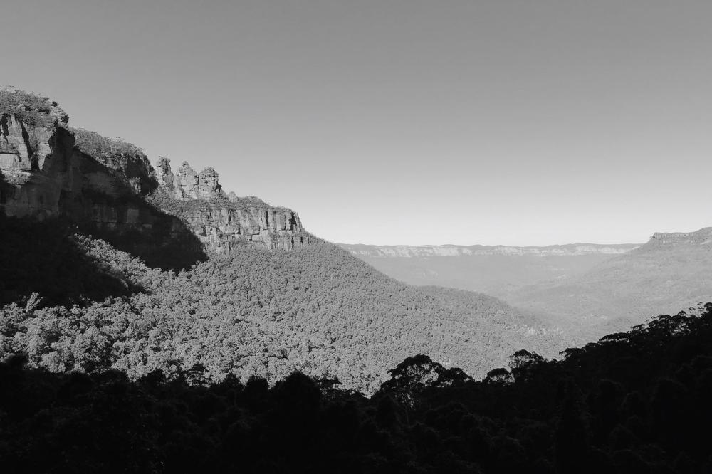 Blue Mountains Sydney Australia Photography By Edvinas Bruzas In 2020 Blue Mountain Mountains The Blue Mountains