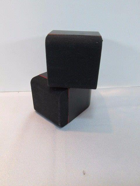 bose double cube speakers. bose lifestyle acoustimass redline double cube speaker black - great sound # speakers n