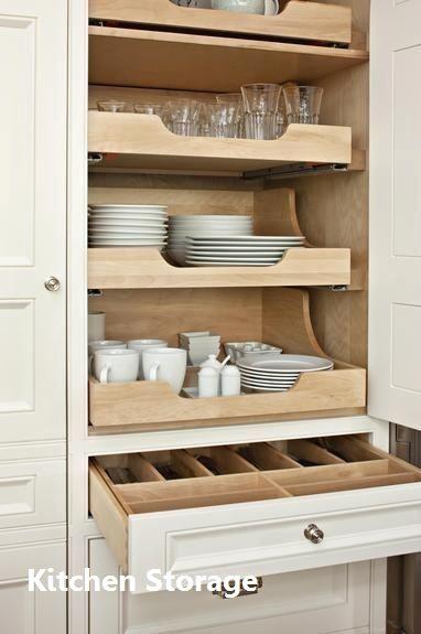 New Kitchen Storage Ideas Kitchenstorage