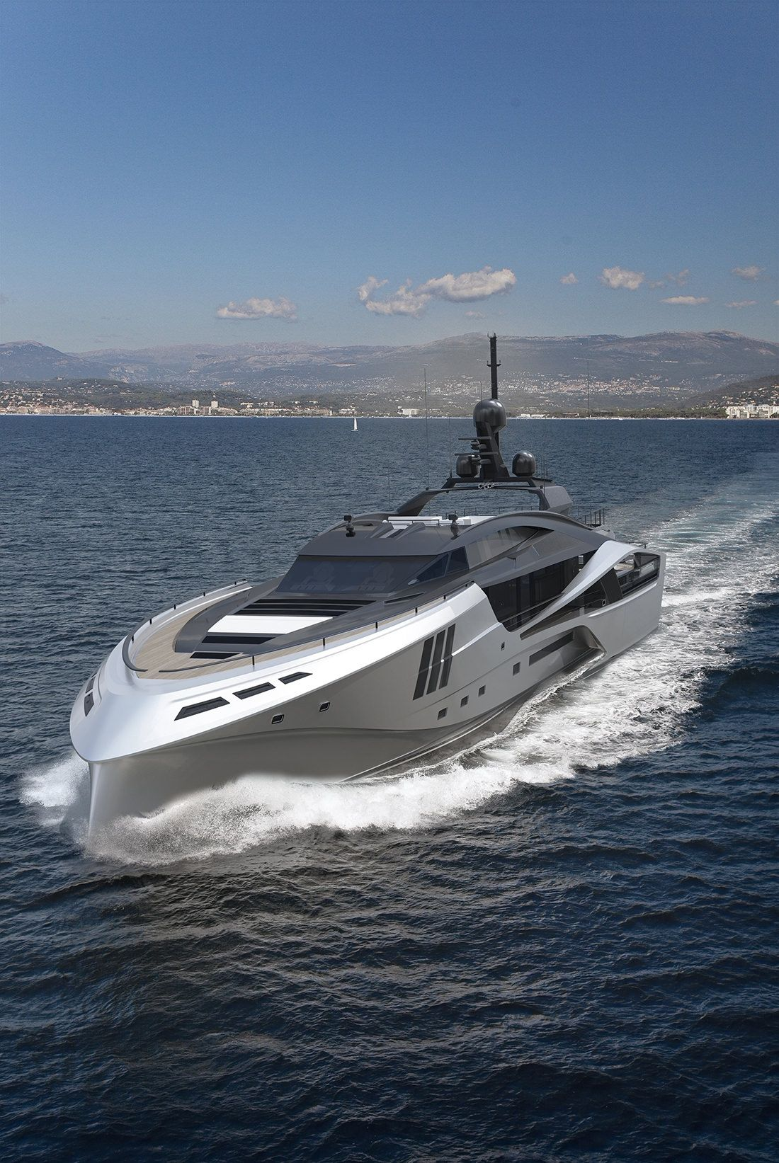 Palmer Johnson's 48m SuperSport superyacht   Cars, Planes ...