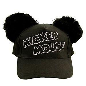 8b512b2bc70 Jen s tutorial on making a mickey ear baseball hat w pompoms ...