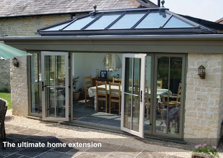 Panaramic window pictures upvc aluminium glass for Glass rooms conservatories