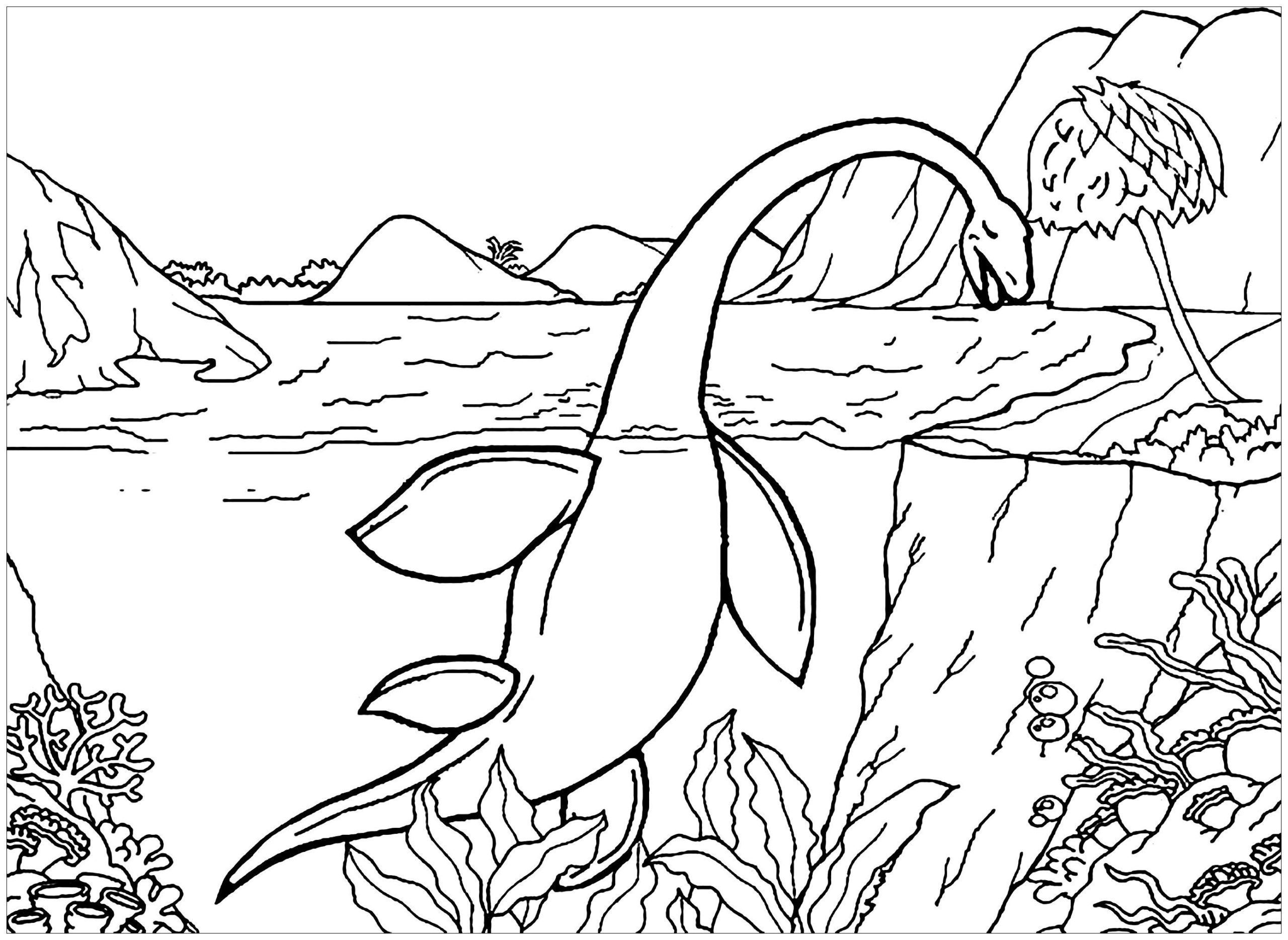 Free Printable Dinosaur Coloring Pages For Preschoolers 3 In 2020 Dinosaur Coloring Pages Dinosaur Coloring Princess Coloring Pages
