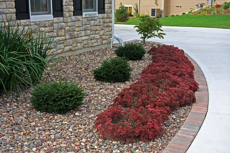 How To Make Rock Mulch Look Amazing Landscaping With Rocks Rock