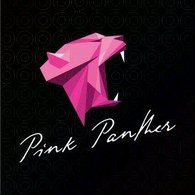 b8daaa531d50a Pink Panther #logo #logo design | Design | Panther logo, Pink ...
