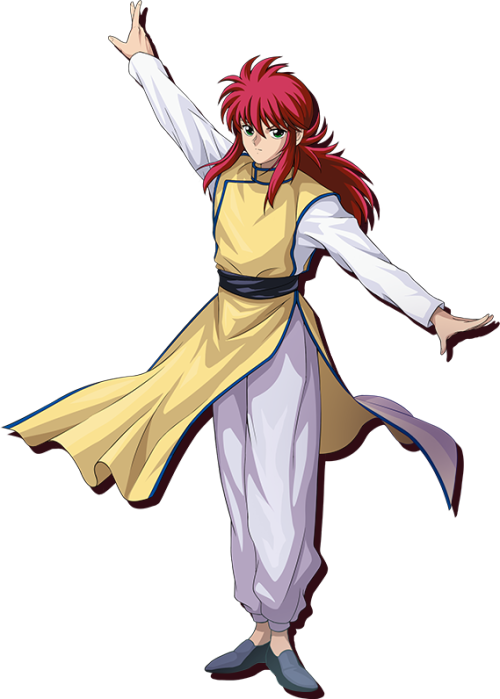 Kurama Yu Yu Hakusho Pesquisa Google Zelda Characters Character Anime