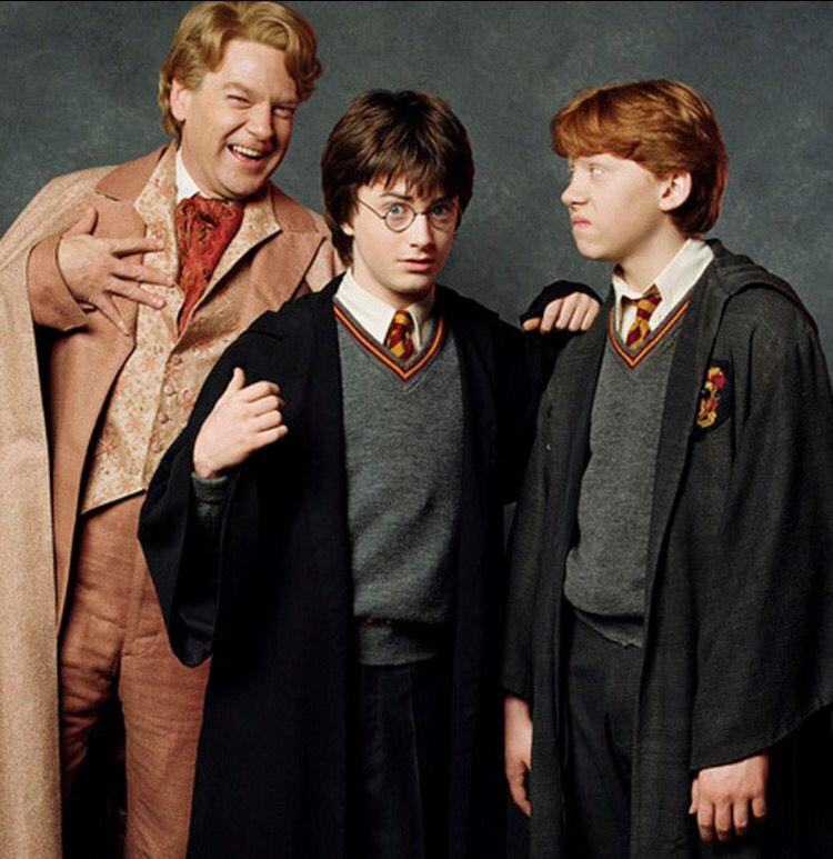 The Chamber of Secrets... And one annoying con man.