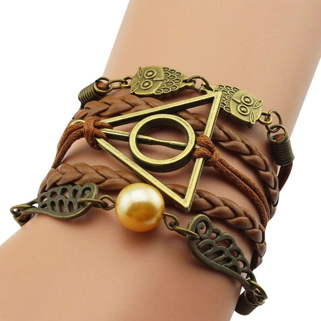 New retro fashion accessories womens jewelry lady multilayer bangle