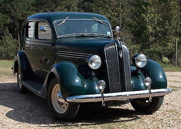 Plymouth other p2 1936 plymouth p2 four door touring for 1930 plymouth 4 door sedan