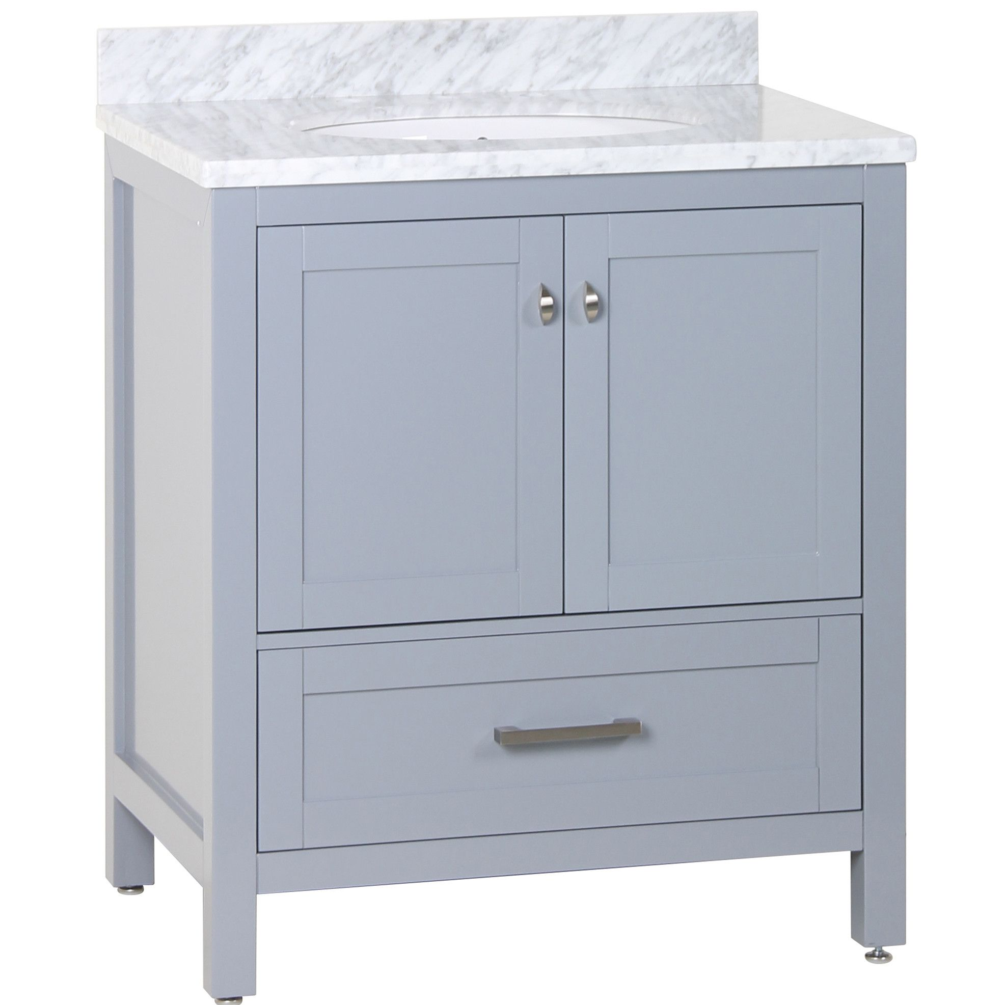 Shop Wayfair for Modern Bathroom Vanities to match every style and ...