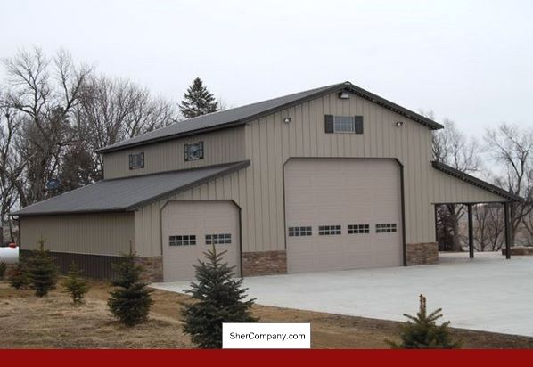 Metal Building Homes Images and photos of Metal Building
