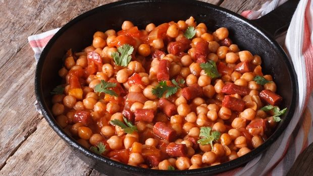 For an appetiser with flair, try this Spanish-inspired dish that's best served with a side of crusty bread.