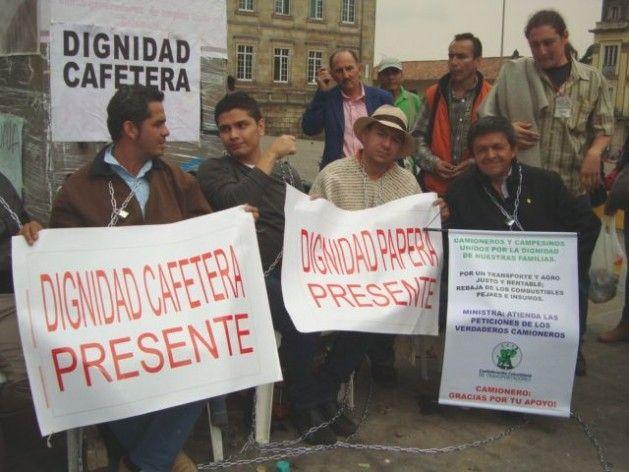Paro agrario en Colombia consigue sus primeras conquistas