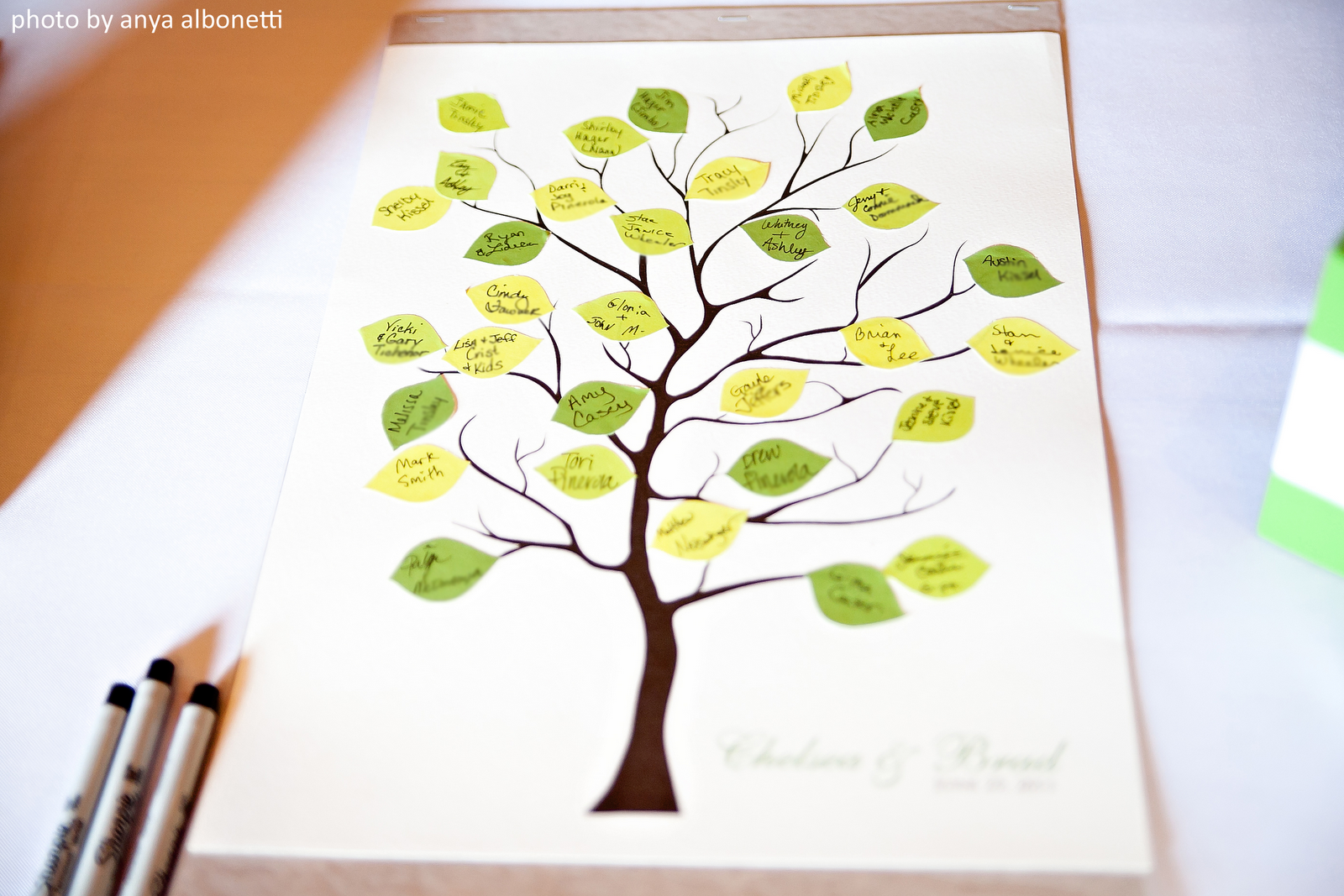 Wedding Guest Book Tree Png 1 600 067 Pixels