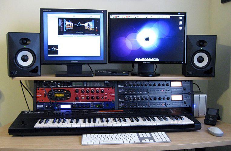 Mac Mini Music Studio Mac Mini Music Studio Mini