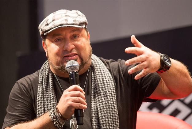 Frank Coraci CCXP 2015