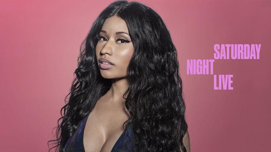 Nicki Minaj Saturday Night Live December 6 2014 Photo By