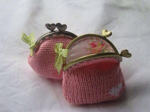Monedero tejido en Crochet DIY  Crafts that I love Pinterest