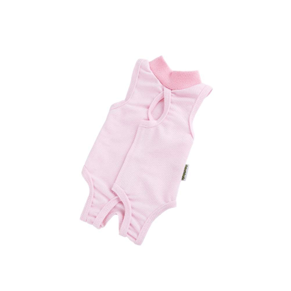 Popetpop Breathable Cat Recovery Suit Anti Lick Kitten Medical Jumpsuit Surgery Pet Jumpsuit Kitty Puppy Weaning Keep Warm Siz Cat Clothes Keep Warm Kitten