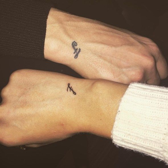 60 Brother Sister Tattoo That Will Melt Your Heart Brother Sister Tattoo Sister Tattoos Sibling Tattoos