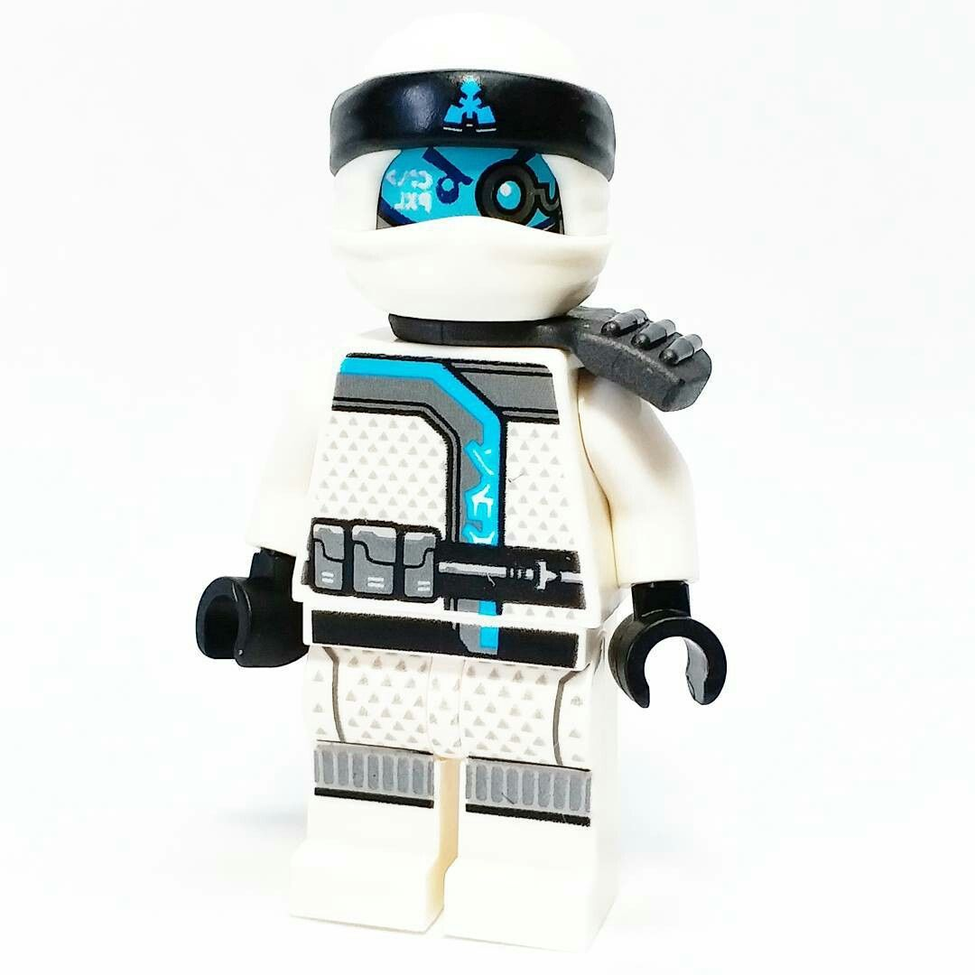 Ninjagosonsofgarmadon zane minifigure ninja go - Ninjago lego zane ...