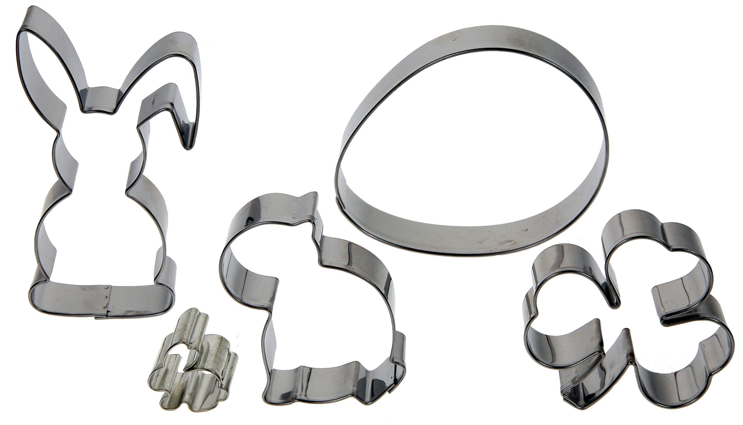 Stainless Steel Easter Egg Cookie Cutter