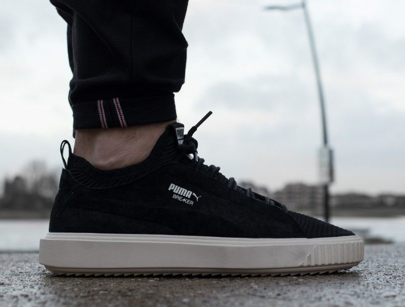 quality design 5af83 3a29d Puma Breaker Knit Sunfaded black white | Bijsmaak.com ...