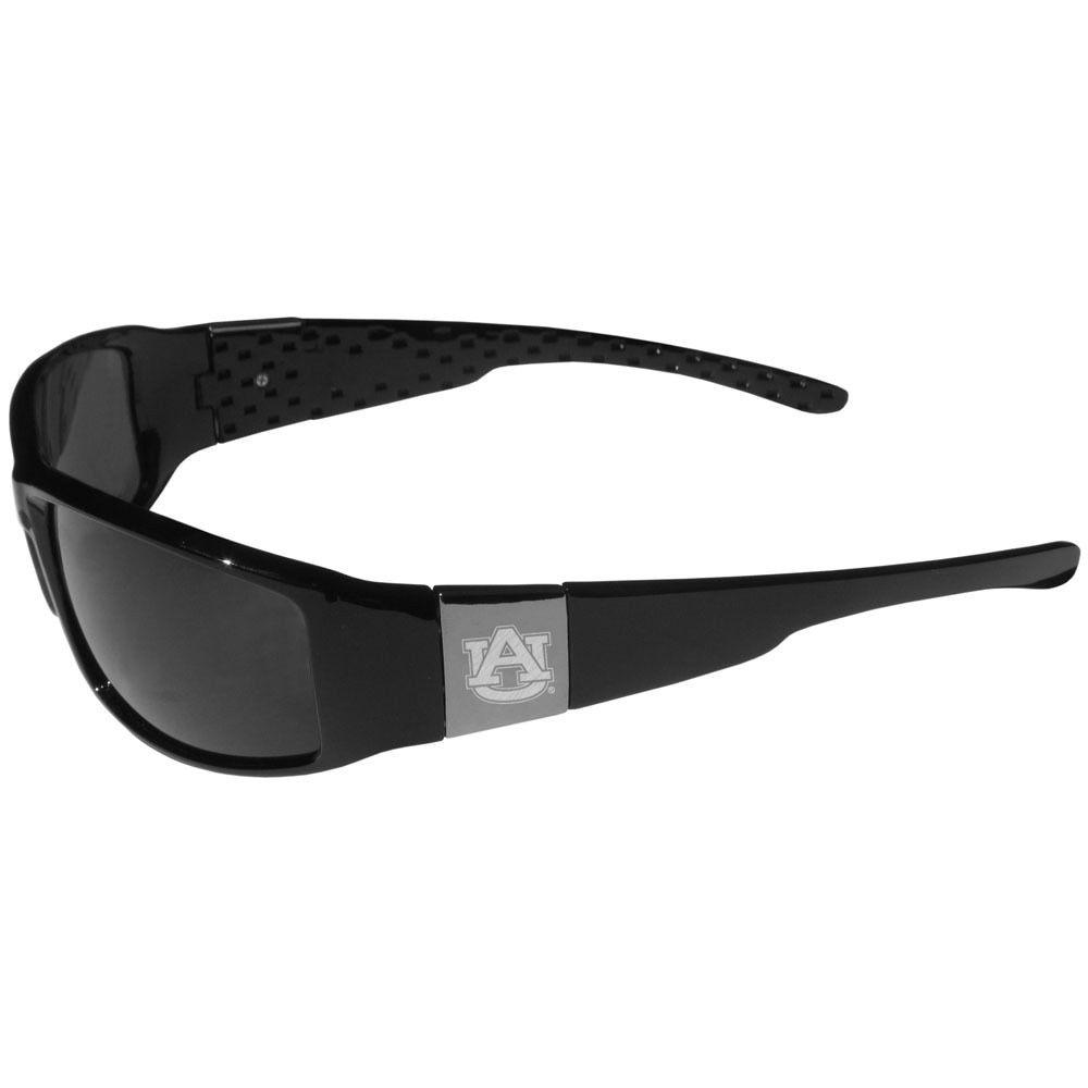 Siskiyou Collegiate Auburn Tigers Chrome Wrap Sunglasses