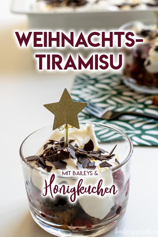 Weihnachtstiramisu - bester und leckerster Nachtisch für ...