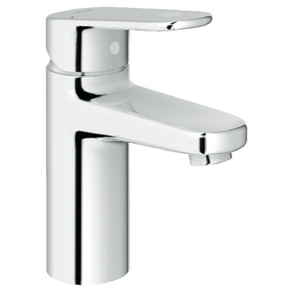 Grohe Europlus Chrome Single Lever Basin Mixer Tap 33163002 ...