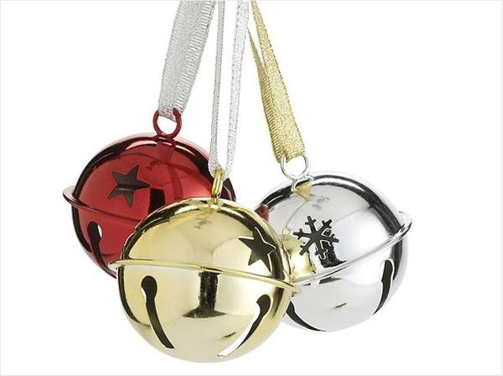 Bell Decorations Stunning Christmas Jingle Bells  Christmas  Pinterest  Jingle Bells And Inspiration Design