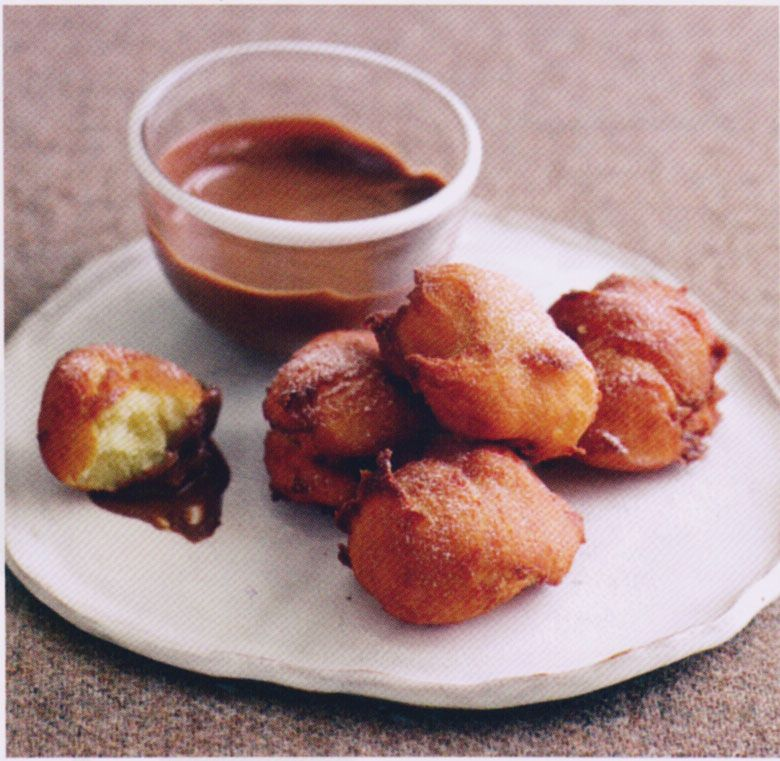 Carolina Woman Recipe of the Week: Italian Zeppole! This treat is very delicious...or should I say molto delizioso!