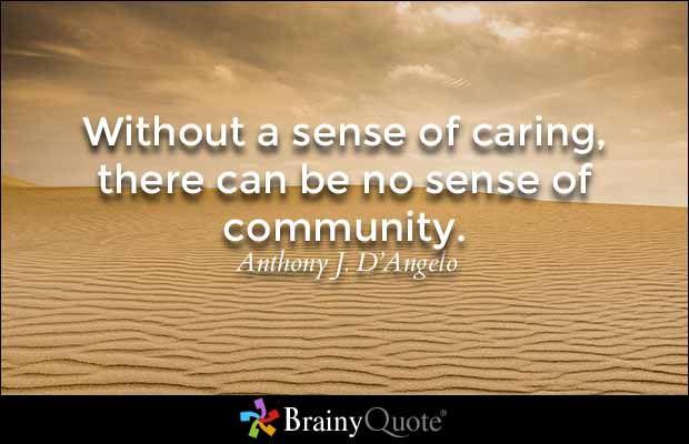 Community Quotes Mesmerizing Anthony Jd'angelo Quotes
