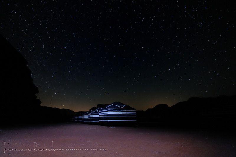 Wadi Rum, un deserto plasmato dall'acqua #wadirum