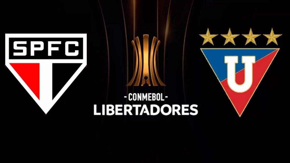 Assistir Jogo Do Sao Paulo X Ldu Quito Ao Vivo Na Tv E Online