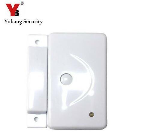 Yobang Security 433mhz Wireless Door Sensor Door Window Magnetic
