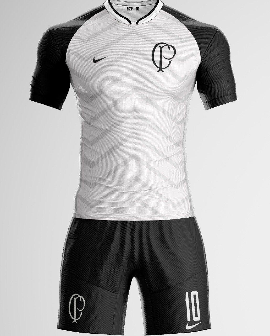 Se eu trabalhasse na Nike as camisas de 2018 seriam assim  a43d7ebdcf425