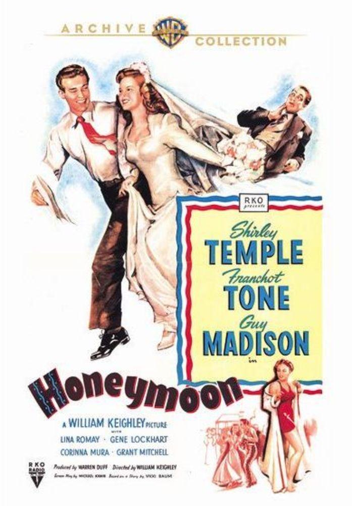 Honeymoon Movie, Guy Madison