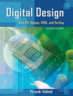 Complete Solution Manual For Digital Design 2nd Edition By Frank Vahid 9780470595251 Digital Design Digital Digital Book