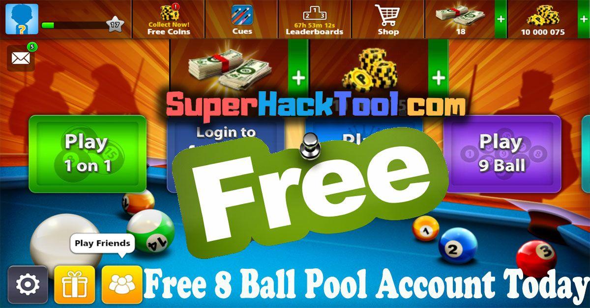8 ball pool hack android apk no human verification