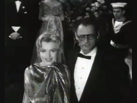 Rare Extended Footage Of Marilyn Monroe Royal Film Performance