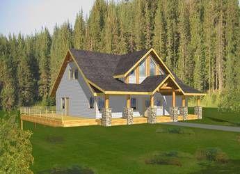 House Plan 001 3206