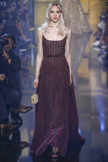 Elie Saab Fall Couture 2015-Best Looks