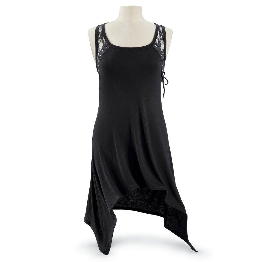 Crosslaced Dress - New Age, Spiritual Gifts, Yoga, Wicca ...