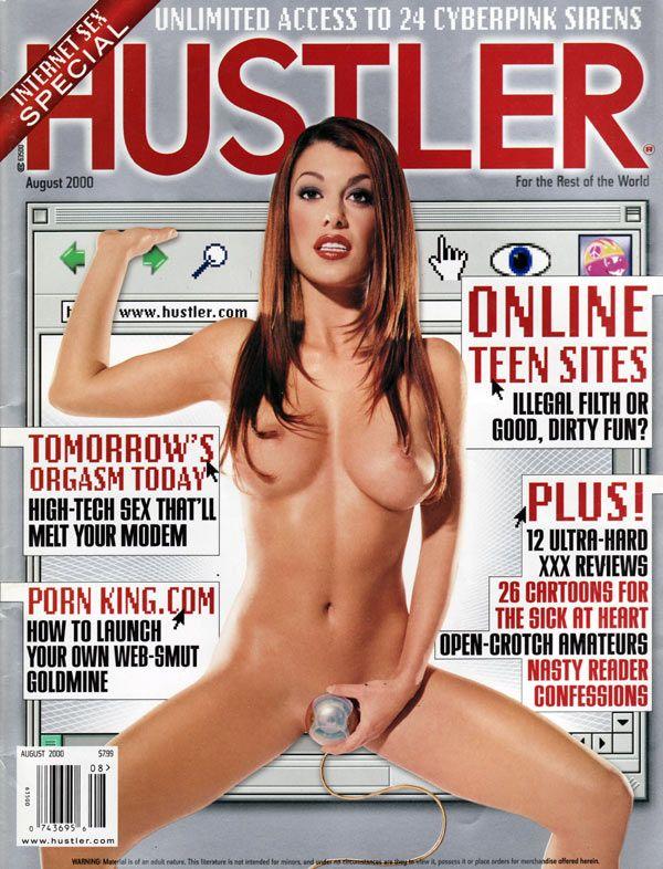 Hustler mag website